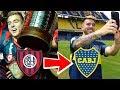 Jugadores que pasaron de San Lorenzo a Boca Juniors