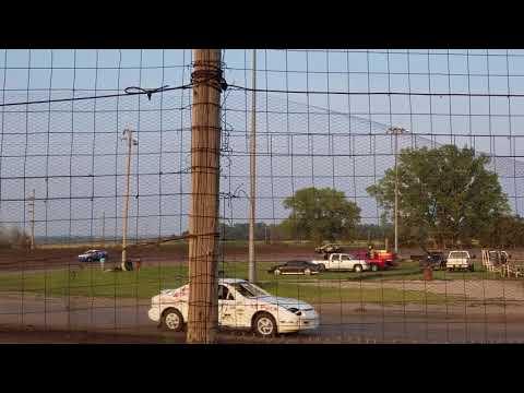 Lincoln County Raceway Sport Compact Heat #1 8/12/18