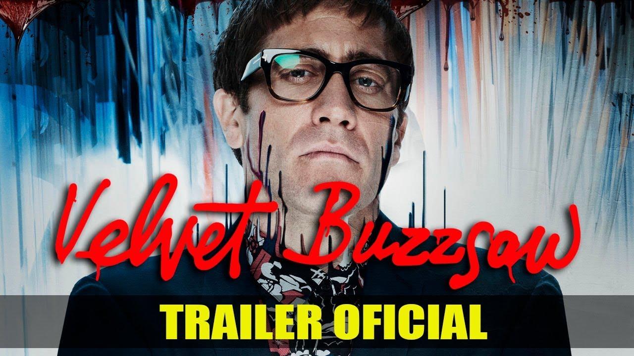 Download Toda Arte é Perigosa (Velvet Buzzsaw)   Trailer 2   Dublado (Brasil) [HD]
