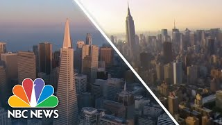 New York City On Track To Begin Reopening As San Francisco Takes Step Back | NBC Nightly News