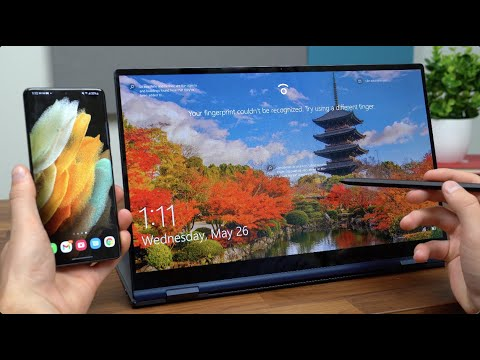 Samsung Galaxy Book Pro 360 Review!