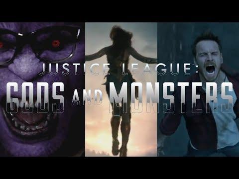 Justice League: Gods & Monsters Sneak Peek - The Trinity
