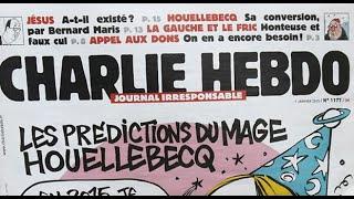 Charlie Hebdo, una revista polémica