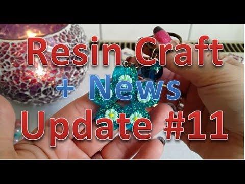 Resin Craft Update #11 MLP, MonsterHigh und mehr.. + wichtige News