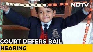 pradyuman murder case no bail yet for ryan school bus conductor