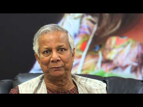 The Future of Microfinance - Part 1: An Interview with Muhammad Yunus