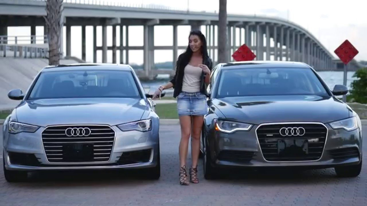 2016 audi a6 vs 2015 audi a6 quattro quick look and 0 60. Black Bedroom Furniture Sets. Home Design Ideas