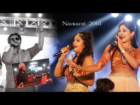 Navratri 2018 | Traditional garba | Mayur soni | jay kansara | honey tune band | Sadhana studio
