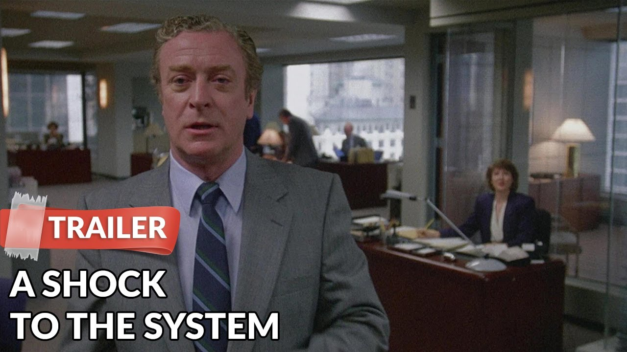 Download A Shock to the System 1990 Trailer HD   Michael Caine   Elizabeth McGovern