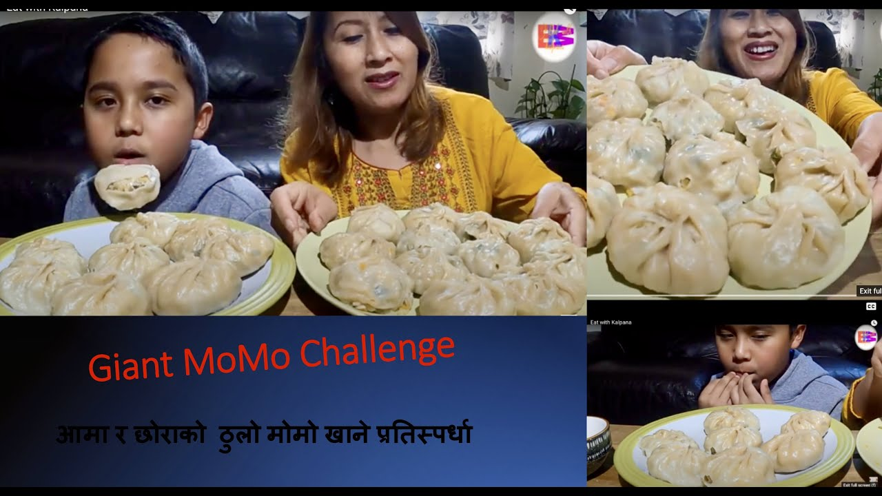 Download Giant MoMo Mukbang