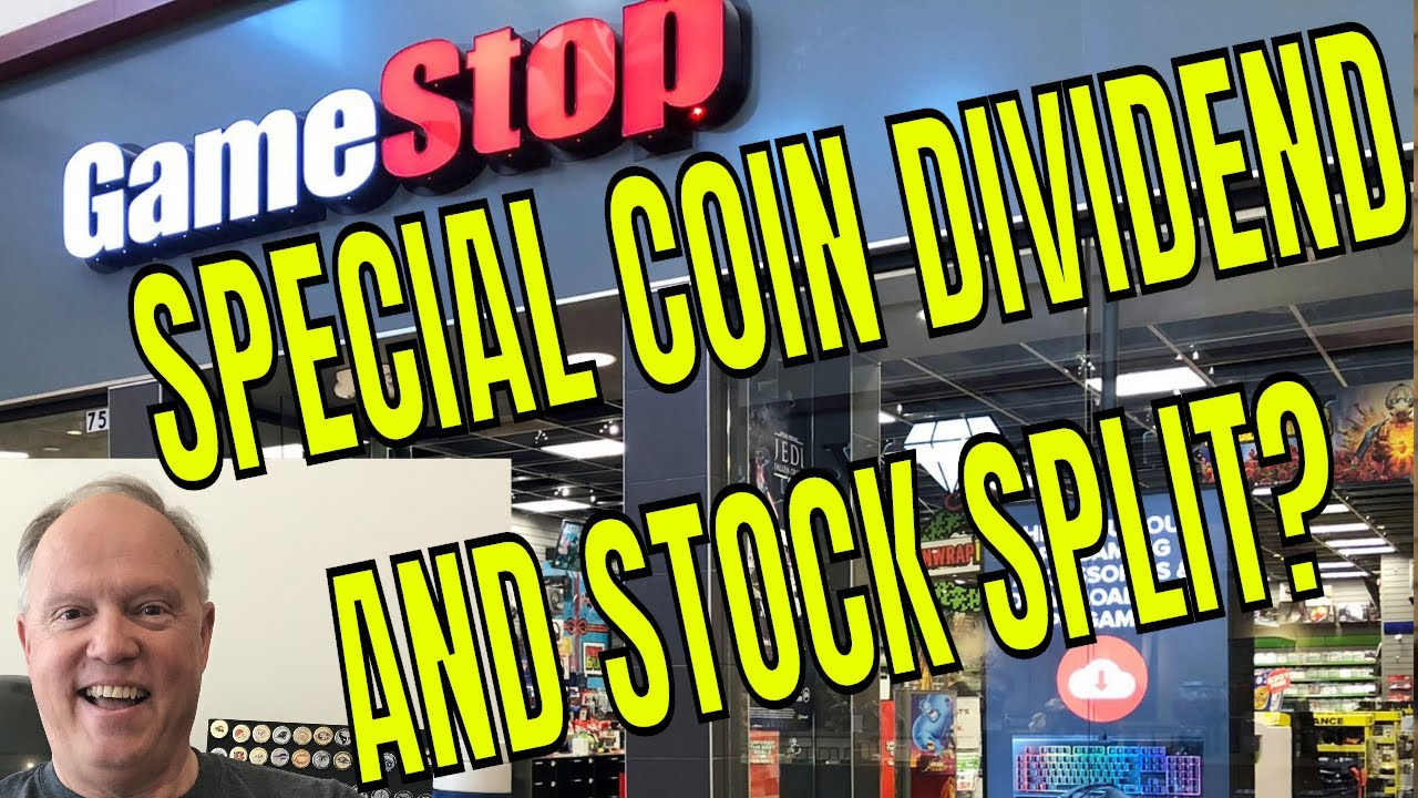 SPECIAL GAMESTOP COIN DIVIDEND AND A STOCK SPLIT? FRIDAY RECAP WITH UNCLE BRUCE