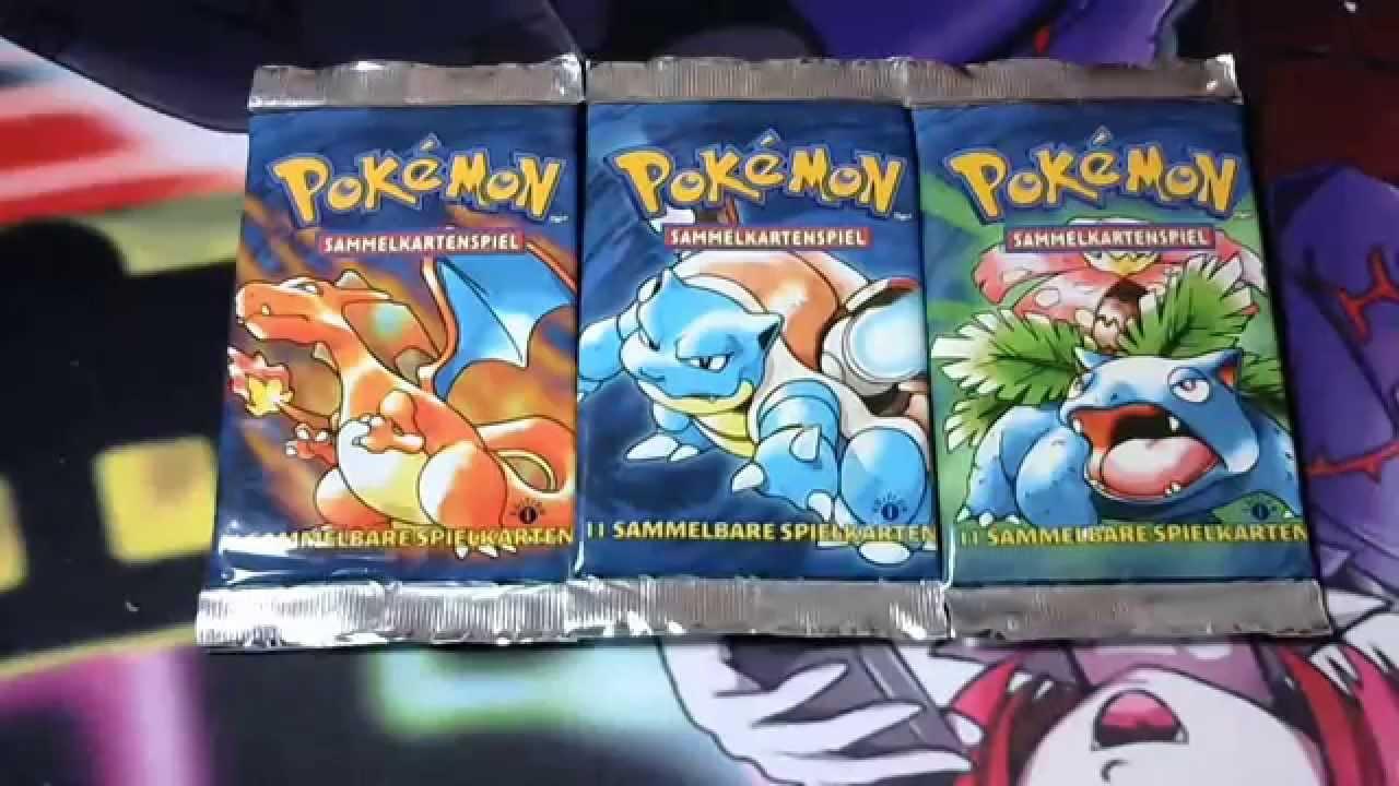 Pokemon Base Set Pack