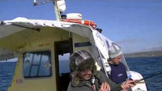 Penzance April 2011 with Dave Paddock on Capriole Prt 1 of 2