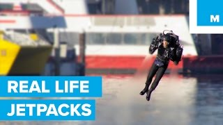 The World's First Jetpacks Are Here