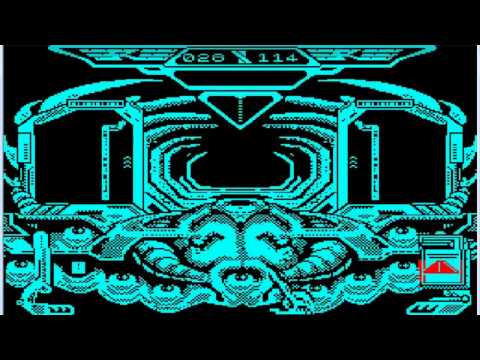 YBN Review: Captain Blood - ZX Spectrum