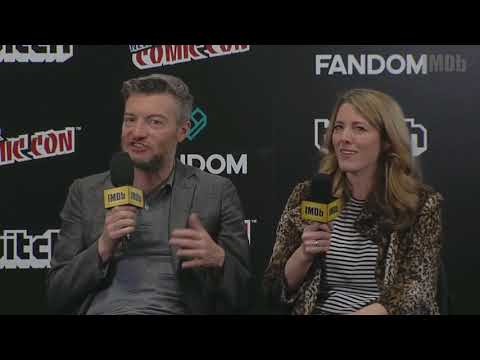 Download Youtube: Black Mirror • New York Comic Con 2017 • interview