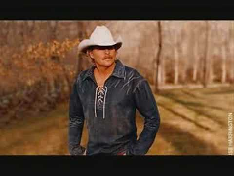 Alan Jackson-A house with no curtains