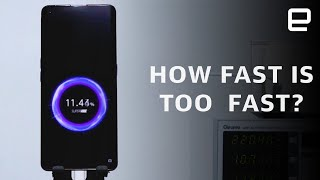 Is Oppo's latest demo proof that fast charging is getting too fast?