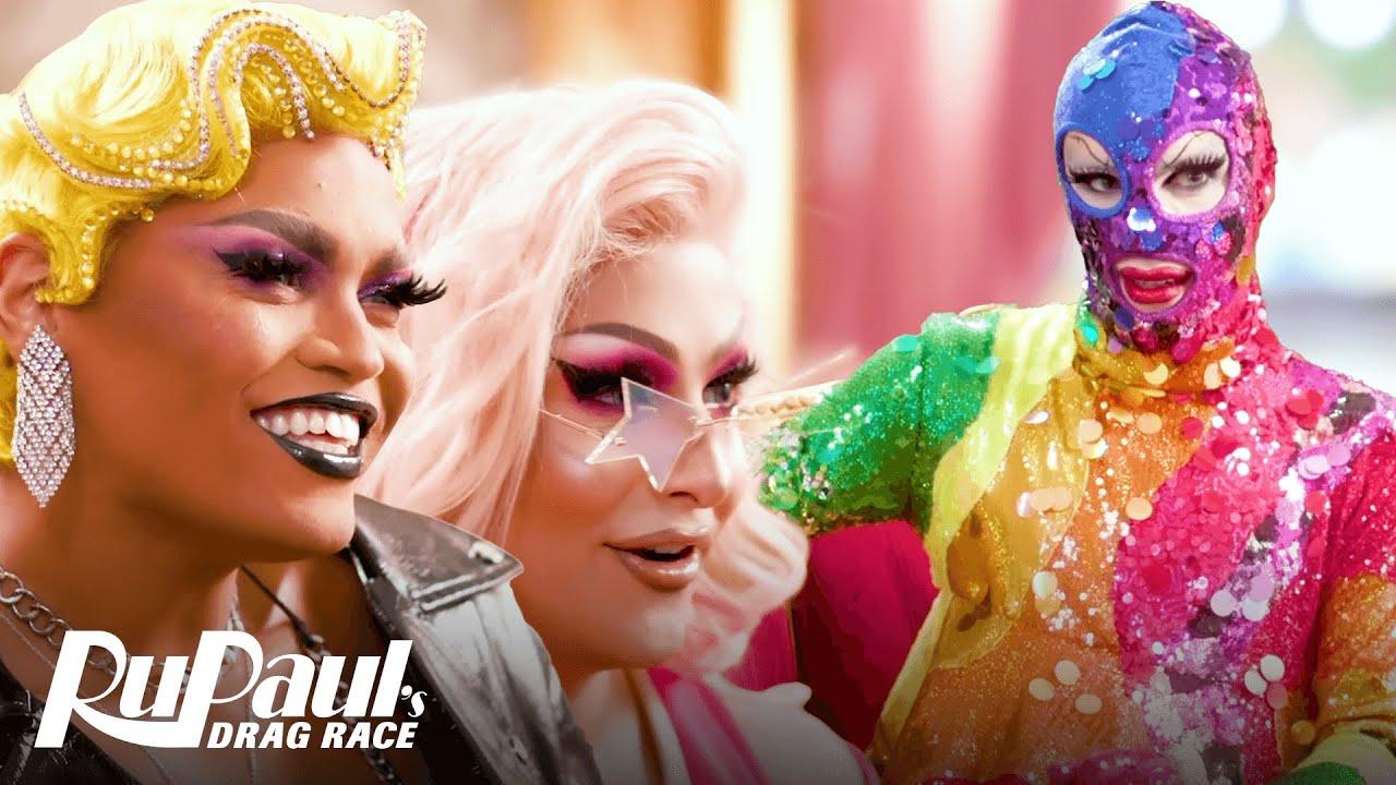 Imagine Pride 🏳️🌈🏳️⚧️ RuPaul's Drag Race & Discord