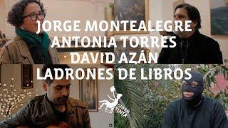 Jorge Montealegre y Antonia Torres en Ojo en Tinta / T3 C9