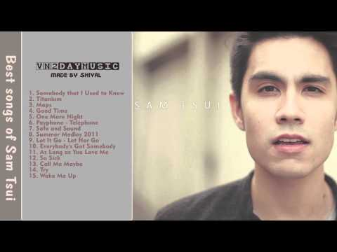 Sam Tsui's Greatest Cover (Hits) | Best songs of Sam Tsui | Part 1