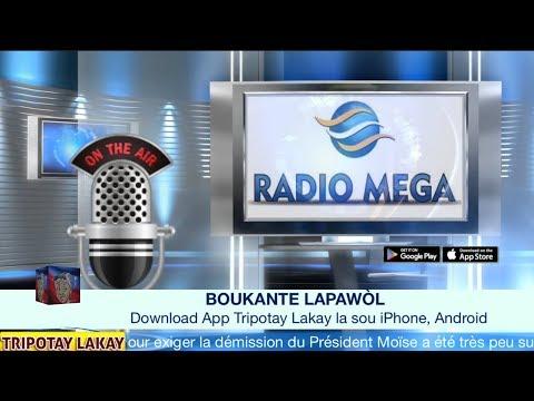 🔴EN DIRECT: Boukante Lapawòl LIVE / Dimitri Vorbe nan Kouri