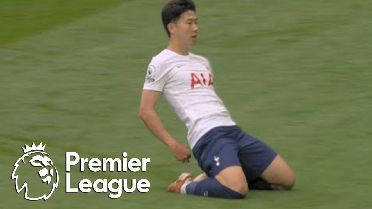 Download Heung-min Son stunner gives Spurs the lead over Manchester City | Premier League | NBC Sports