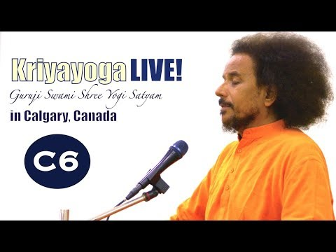 Kriyayoga LIVE 05-03-2018 6am Calgary Part 1