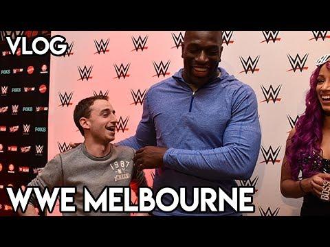 WWE Live Melbourne ~ VLOG
