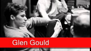 Glenn Gould: Bach - Concerto No. 3 in D Major,