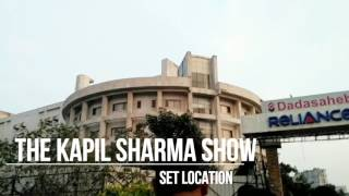 |THE KAPIL SHARMA SHOW| VLOG | MUMBAI FILMCITY TOUR| SAQIB SALIM/HUMA QUERESHI