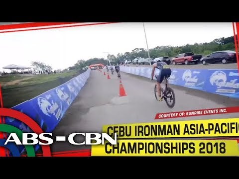 Sports U: Cebu Ironman Asia-Pacific Championships 2018