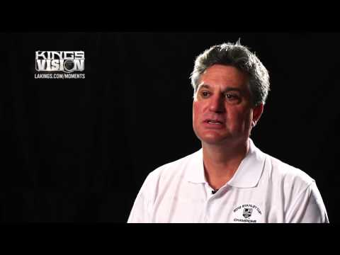 Stanley Cup Moments Exclusive: Nick Nickson on 31 Years with the LA Kings
