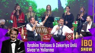 İbrahim Tatlıses & Zekeriya Ünlü - Sivas'ın Yollarına Resimi