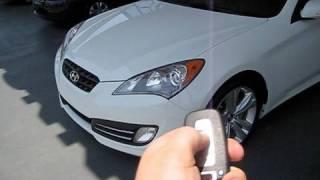 Picking Up My New 2010 Hyundai Genesis Coupe 3.8 Grand Touring