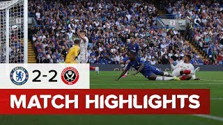 Chelsea 2 - 2 Sheffield United