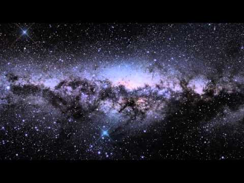 Orion Belt of the Milkey Way Galaxy - Royalty Free Footage