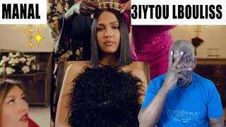 Reaction to MANAL - 3IYTOU LBOULISS (Official Music Video) | Morocco