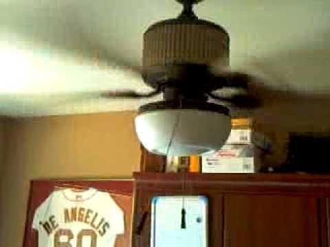 Home Decorators Tahiti Breeze Ceiling Fan Zion Star