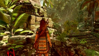 Ps4 shadows of tomb raider exploring the lost city of paititi