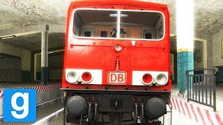 Deutsche Bahn in Garry's Mod