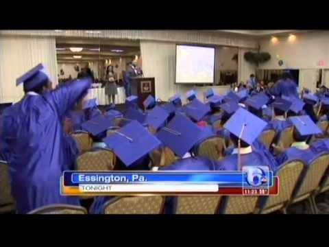 Chester Community Charter School 2015 Commencement Ceremony - WPVI