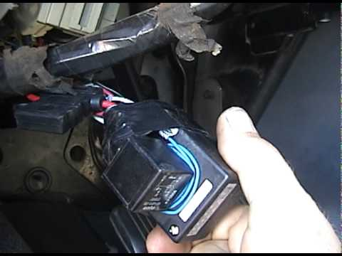 2007 F350 Wiring Diagram Diy Cheep Automotive Anti Theft System Youtube