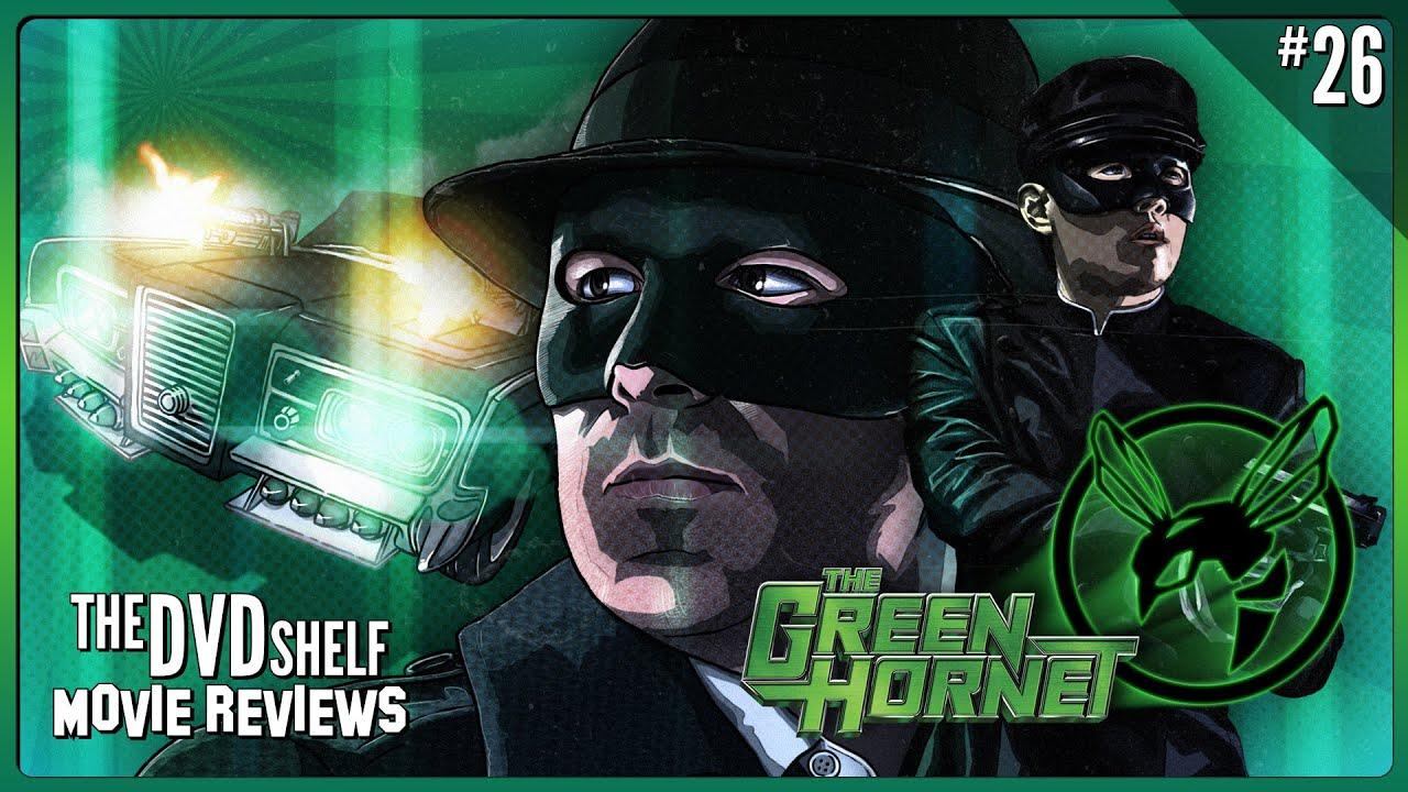 The Green Hornet | The DVD Shelf Movie Reviews #26