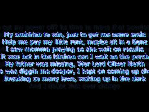 [HD]Wale Ambition(Lyrics)