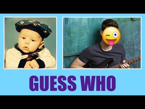 GUESS WHO: Celebrity Baby Pics 2 ★ Can you guess the celebrity baby pictures?