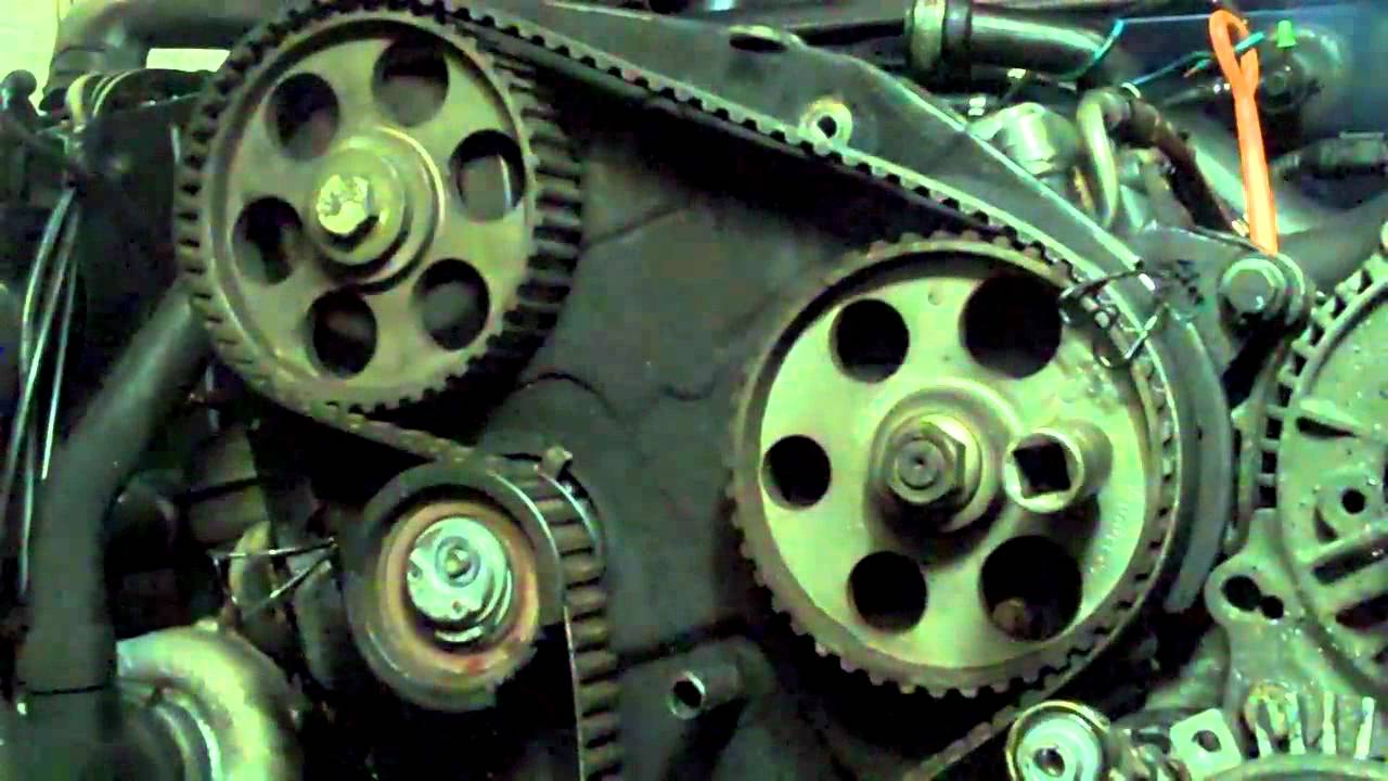 Audi A4 Afn Wiring Diagram : Audi a quattro tdi timing belt installation youtube