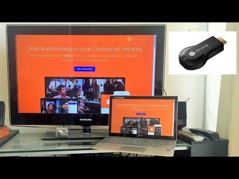 Ver Videos Del Pc Al Chromecast Con Videostream
