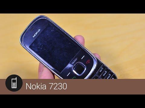 Retro: Nokia 7230