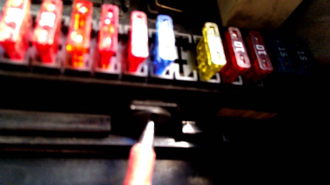 98 Jetta Fuse Box Diagram Vw T4 Fuse Box Youtube
